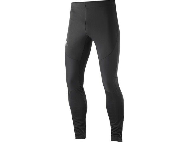Salomon Trail Runner Tights Herre black